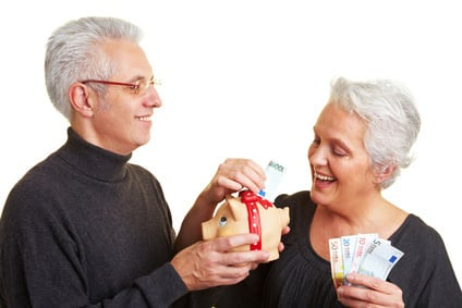 Sinnvolle Geldanlagen für Senioren