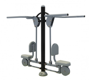 Outdoor Fitnessgerät Plus Kraftstation online bei Resorti.de