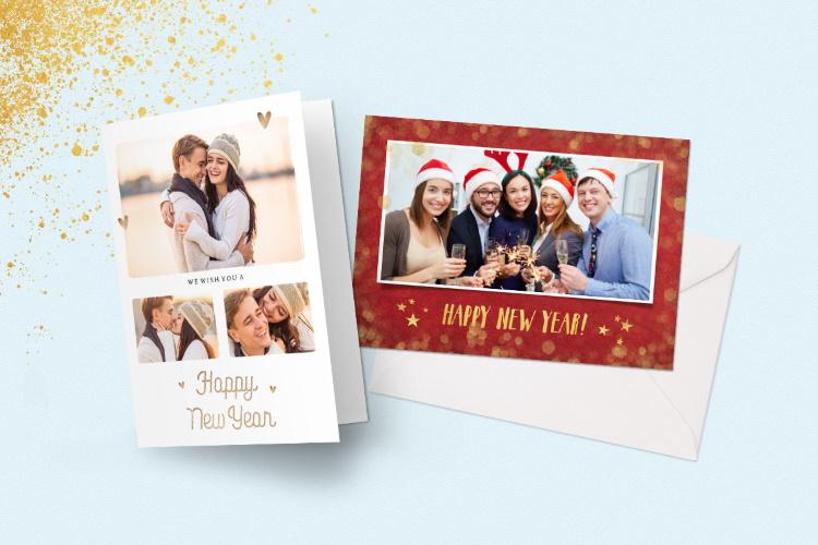 Noch mehr Weihnachtskarten
