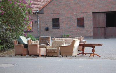 Containerdienste und Entrümpelungen für Wohnungsauflösungen