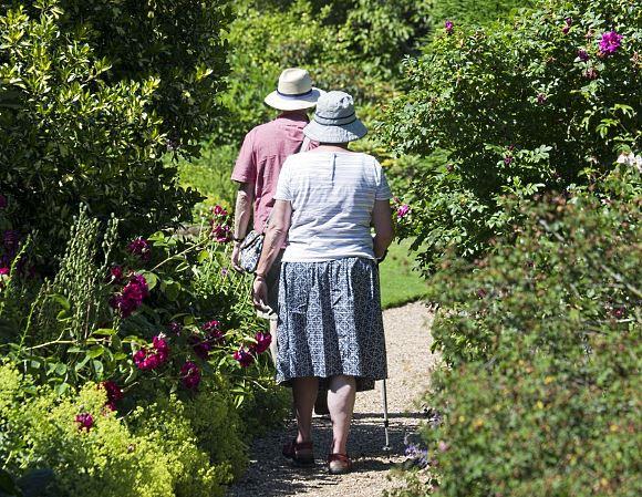 Wandern, Walking und Co. – Freizeitaktivitäten für Senioren