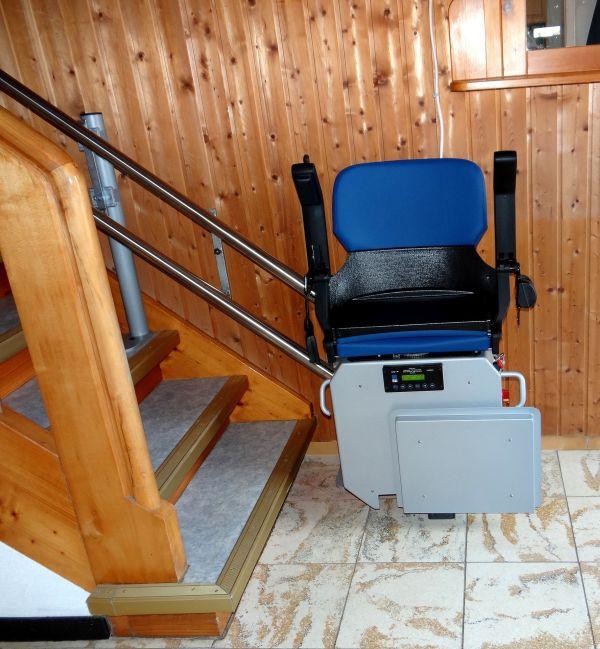 Mehr Mobilität mit einem Treppenlift
